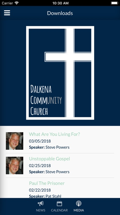 dalkena Community Church screenshot-4