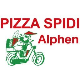 Pizza Spidi Alphen