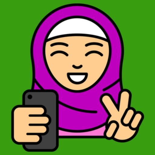 Islamoji -Islam Emoji Keyboard