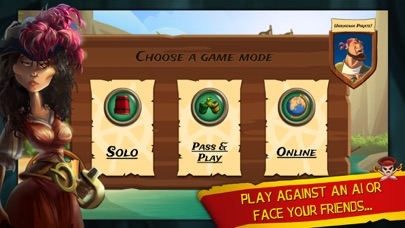 Perudo: The Pirate Bo... screenshot1