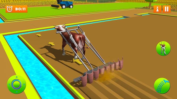 Farm Village Robot Transform