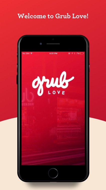 Grub Love by Grub Burger Bar screenshot-0