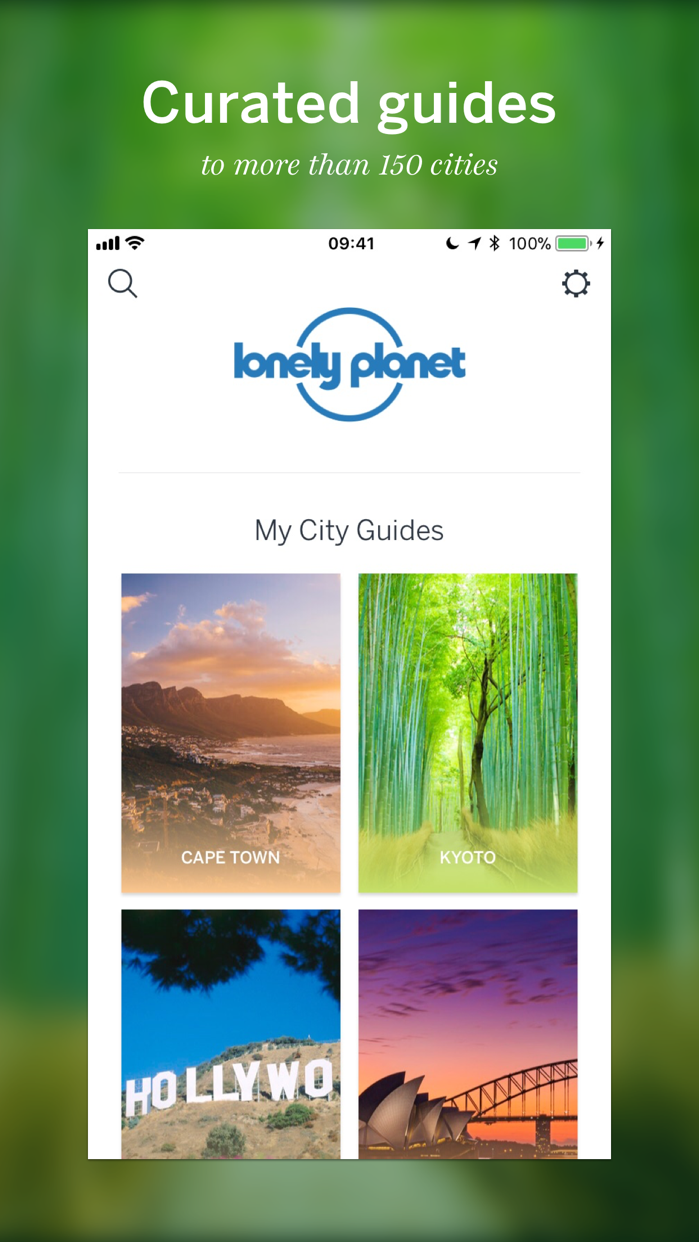 Guides by Lonely Planet Screenshot