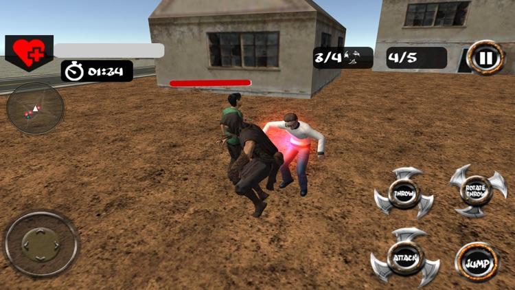 Strange Ninja : Spinner Hero screenshot-4