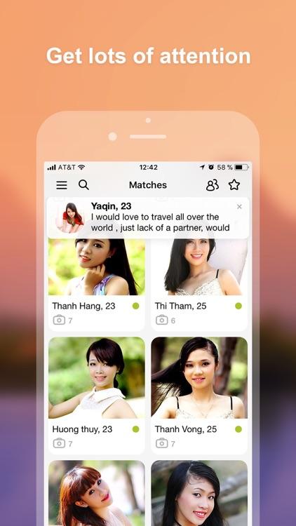 AsianDate – Casual Dating App screenshot-4