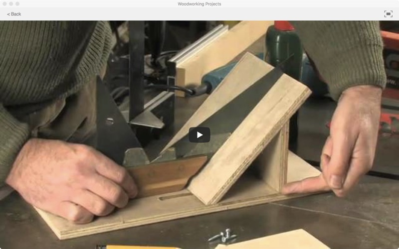 Woodworking Projects screenshot 5