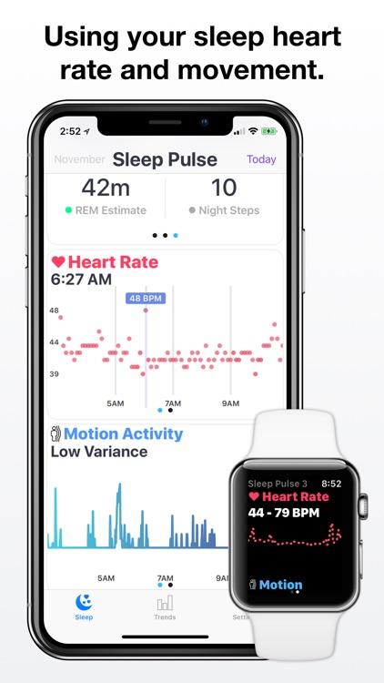 Sleep Pulse 3 Motion