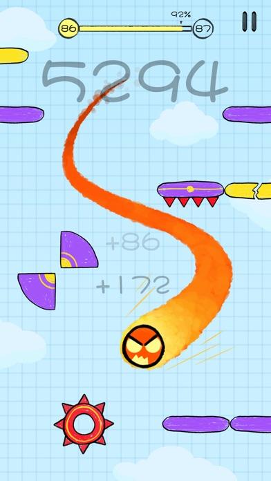 Bounce Down™ screenshot 9