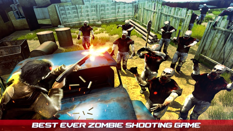 Dead Zombie Shooting Game