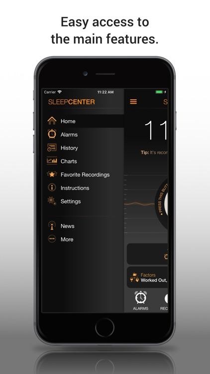 Sleep Center screenshot-3