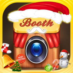 Christmas Photo Booth Editor