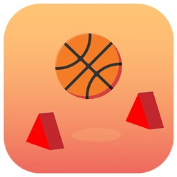 Jumpy Hoops :  Addictive Gameplay