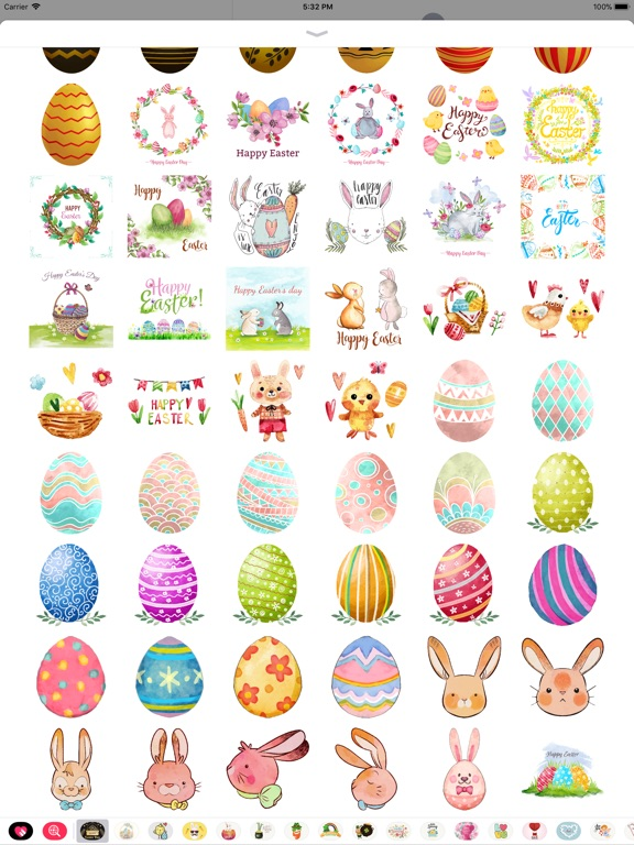 Glittering & Gold Easter Day screenshot 9