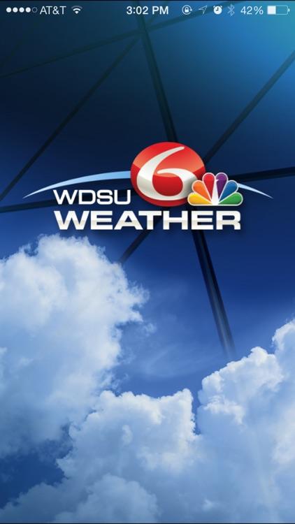 WDSU Exact Weather screenshot-4