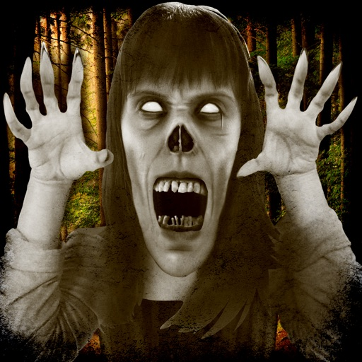 Scary Ghost Camera: Fun Paranormal Photo Stickers iOS App