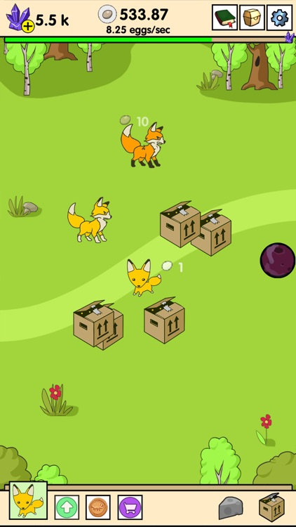 Angry Fox Evolution Clicker