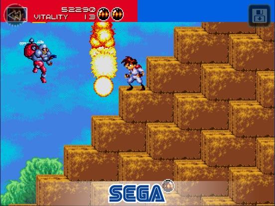 Gunstar Heroes Classic Screenshots