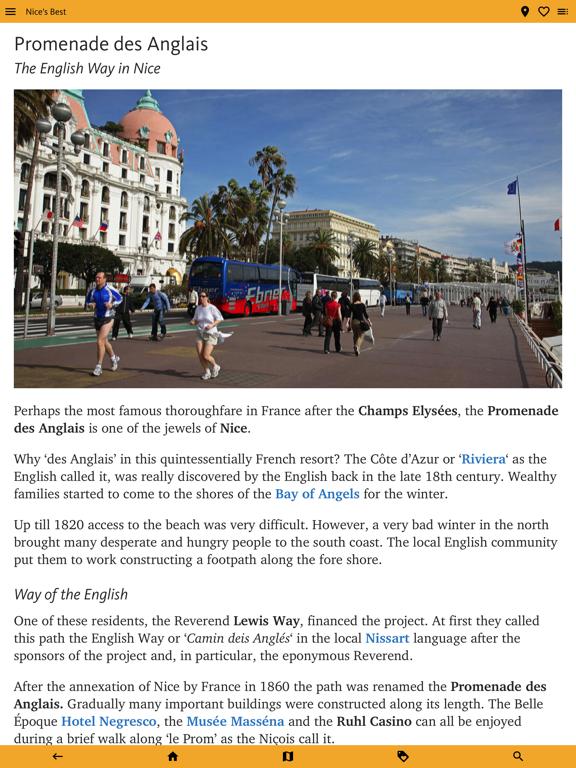 Nice's Best: A Travel Guide screenshot 10