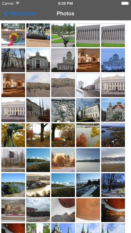 Helsinki Travel Guide Offline screenshot-1