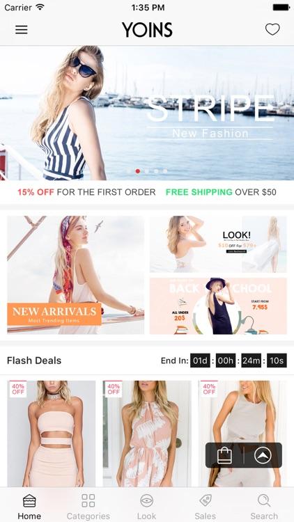 Yoins - Fashion Shopping