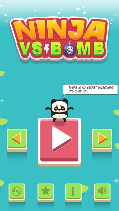 Ninja VS Bomb screenshot four