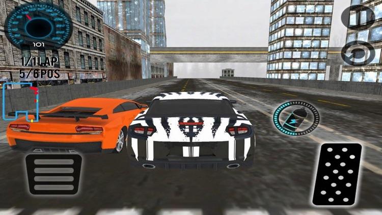 Car Drift City Land