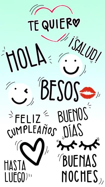 Spanish Stickers