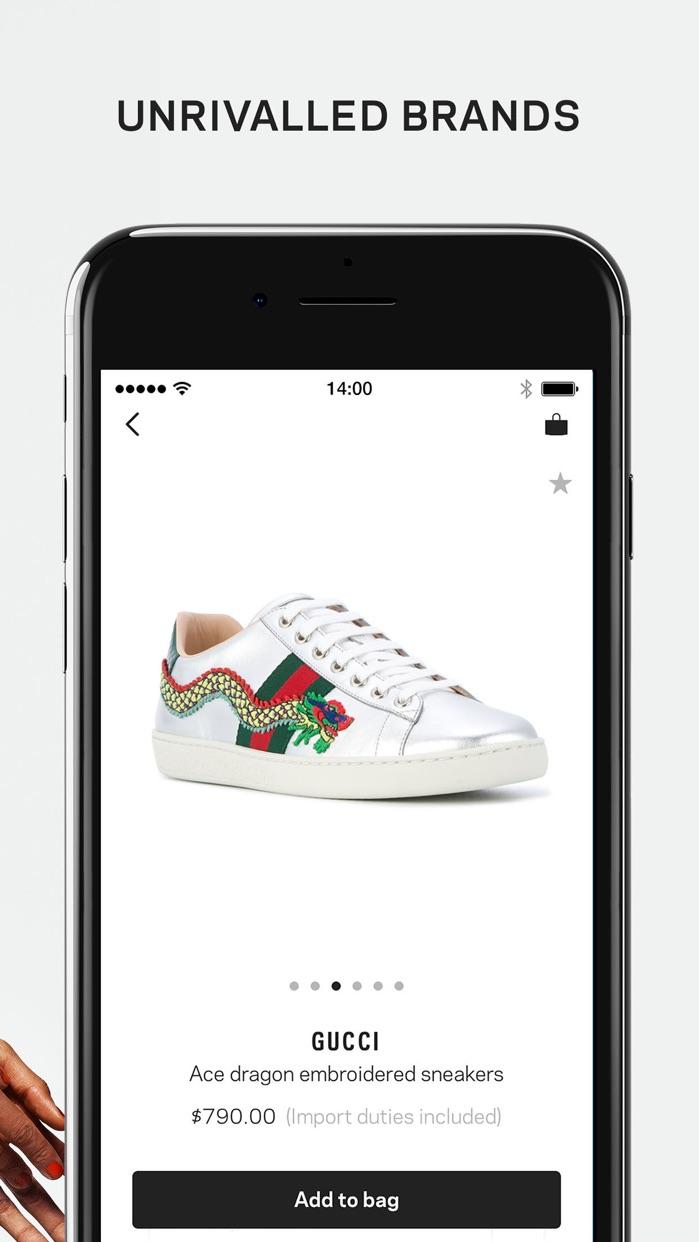 Farfetch: Shop Designer Brands Screenshot