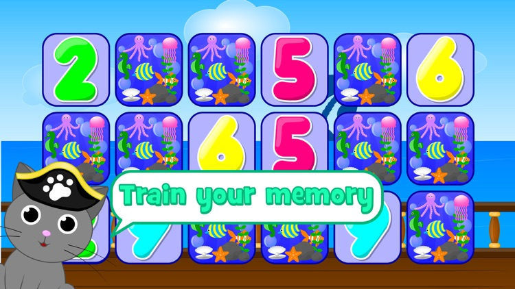 Funny numbers - baby games for kids and toddlers screenshot-4