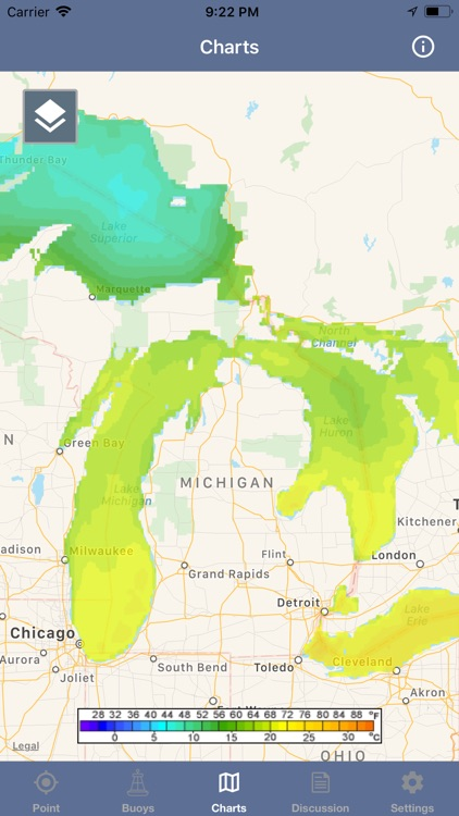 Great Lakes Boating Weather screenshot-3