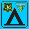 William Modesitt - USFS and BLM Campgrounds  artwork