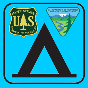 USFS and BLM Campgrounds app