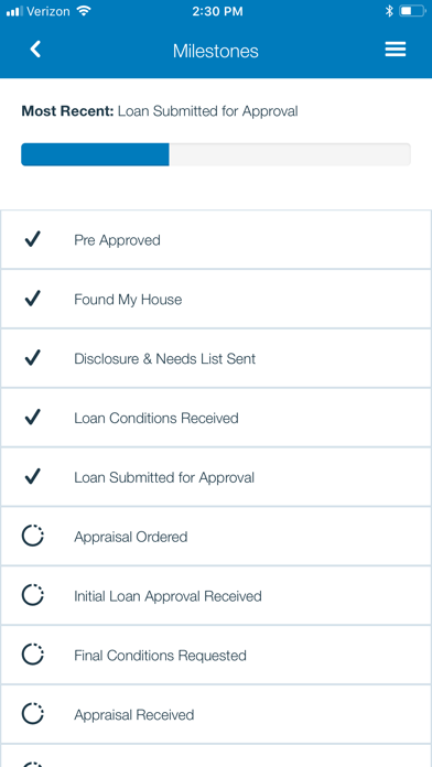 GTE Home Loans screenshot four