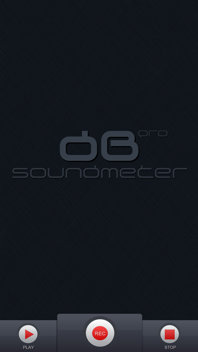 Screenshot for dBSoundMeter Pro in Austria App Store