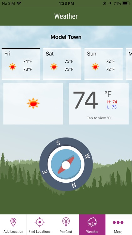 Tent Finder + screenshot-3