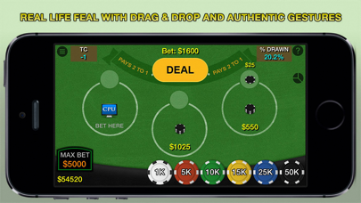 Blackjack 21 Multi-Ha... screenshot1