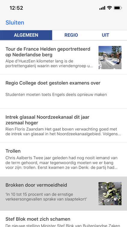 Noordhollands Dagblad - krant screenshot-4