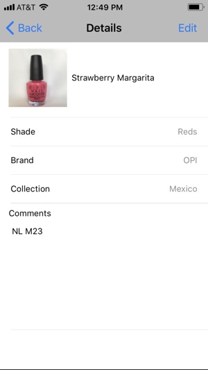 Nail Polish Book on the App Store