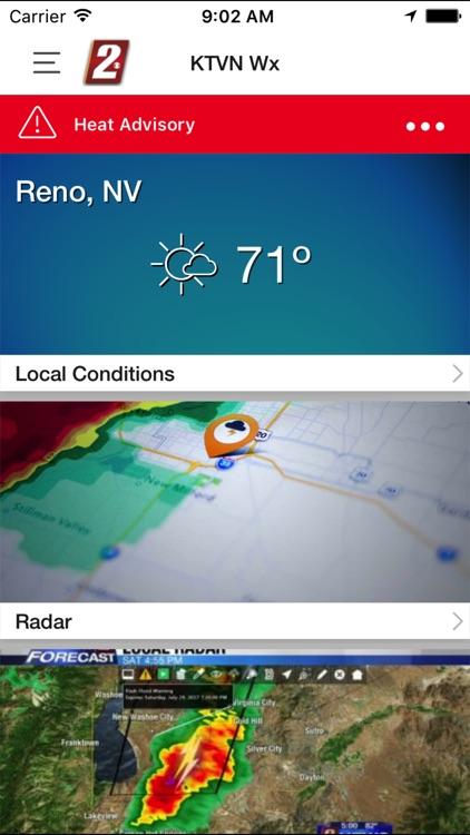 KTVN Weather screenshot-3