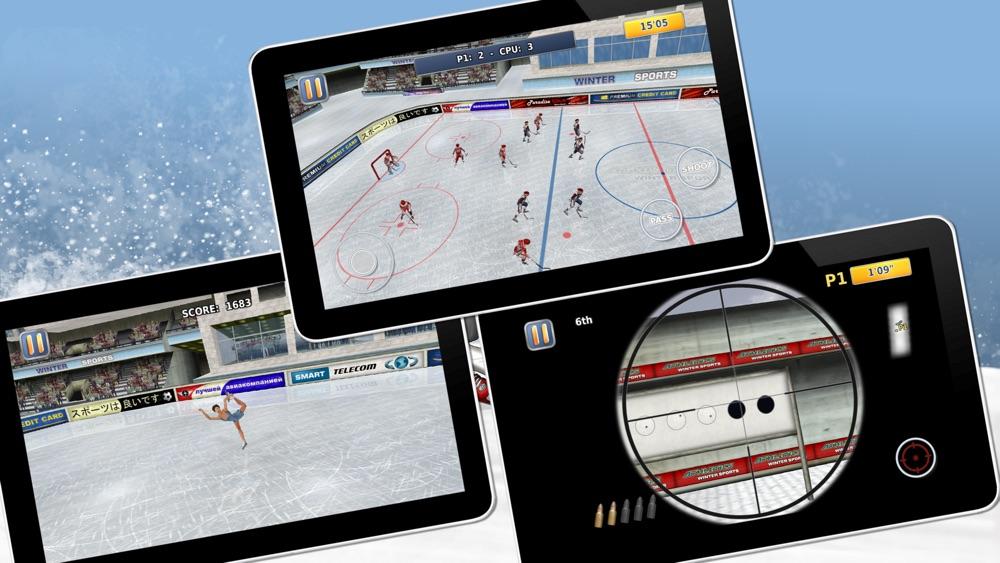 Athletics 2: Winter Sports hack tool