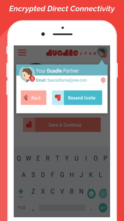 Duadle Relationship Management screenshot-3