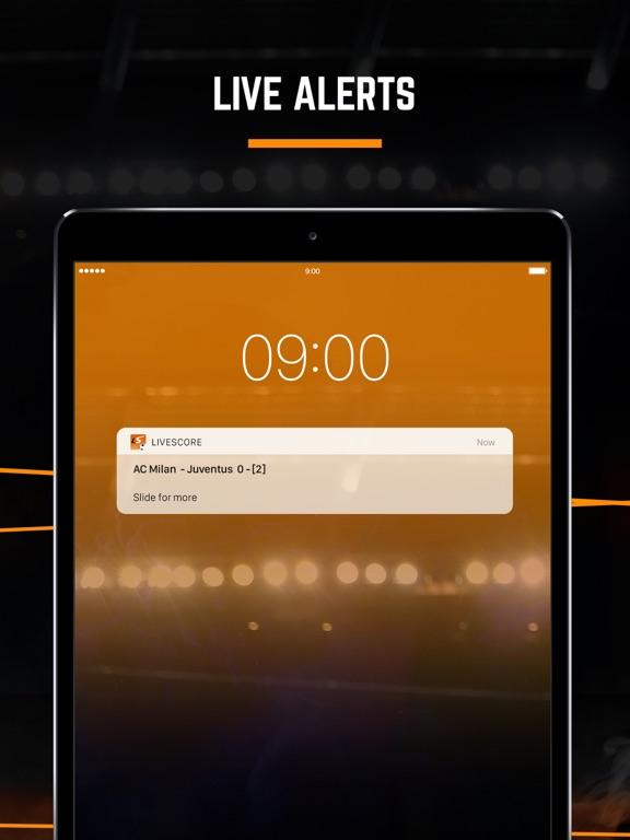 LiveScore: Live Sport Updates door LiveScore Ltd