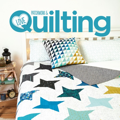 Love Patchwork & Quilting iOS App