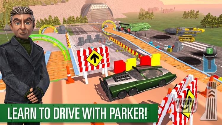 Parker's Driving Challenge screenshot-0