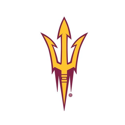 Arizona State Sun Devils Animated+Stickers
