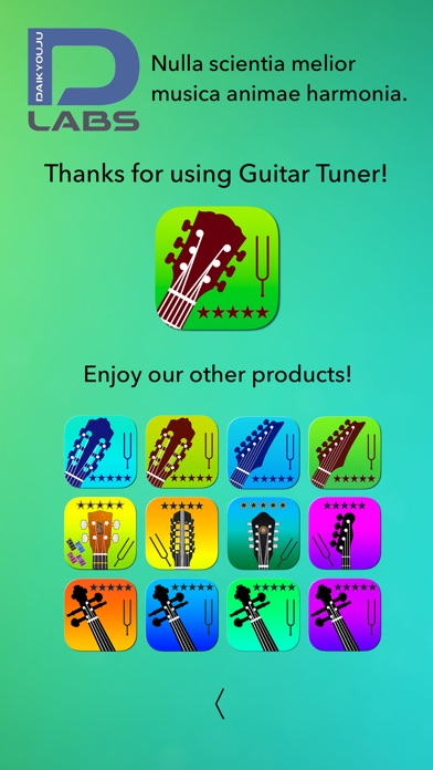 app shopper acoustic guitar tuner pro music. Black Bedroom Furniture Sets. Home Design Ideas