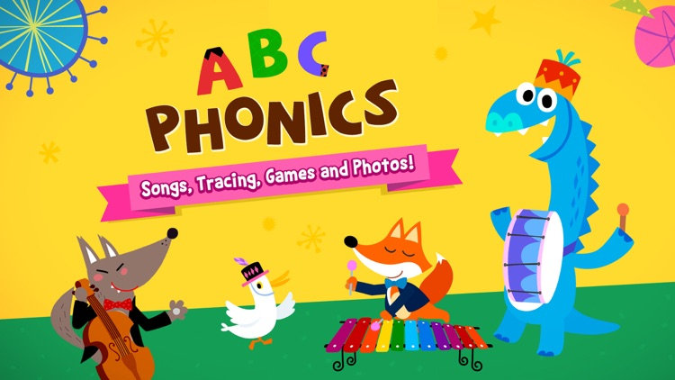 Pinkfong ABC Phonics screenshot-0