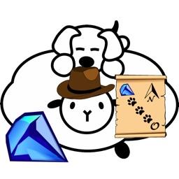 DogSheep Treasure Hunt