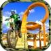 极限摩托车越野障碍特技比赛
