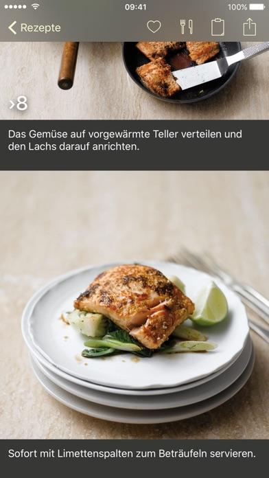 Screenshot for Das Foto-Kochbuch in Germany App Store